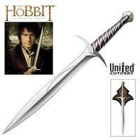 BUDK Catalog: United Cutlery The Hobbit Sting Sword of Bilbo Baggins