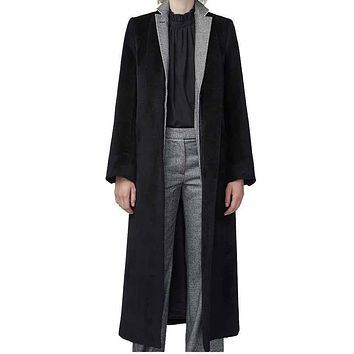 Officine Generale Lydia Long Alpaca Coat