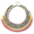 Colorful Mixed Choker Necklace