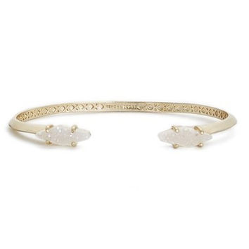 Kendra Scott Bianca Drusy Cuff - Multiple Colors