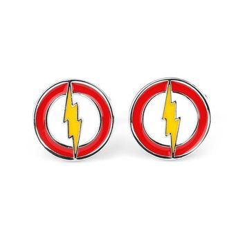 Men's Cufflinks Jewelry Flash Gift