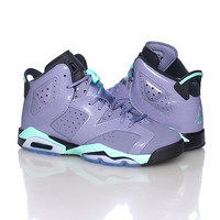 RETRO 6 SNEAKER - Purple - JORDAN