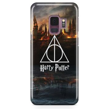 Harry Potter Deathly Hallows Dobby Samsung Galaxy S9 Case | Casefantasy