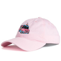 Ice Cream Man (pink) dad hat