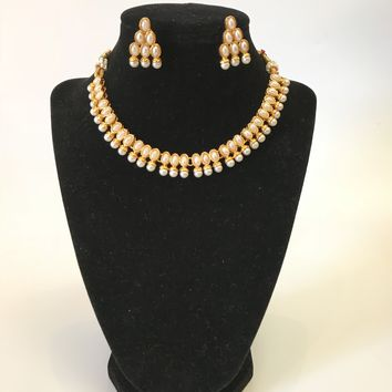 Hand Made Indian Traditional Necklace Set
