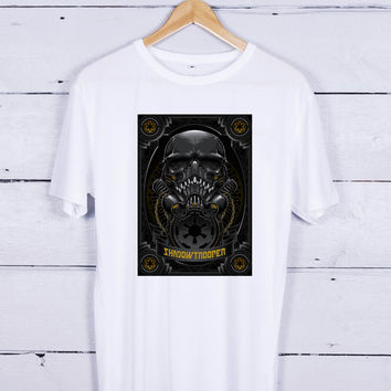Death Side Shadow Trooper Tshirt T-shirt Tees Tee Men Women Unisex Adults