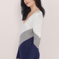 Beat The Cold Sweater Dress $52