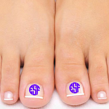 Nail & Toes Decals