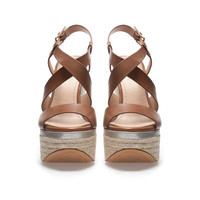 WEDGE ESPADRILLE - Shoes - TRF - ZARA United States