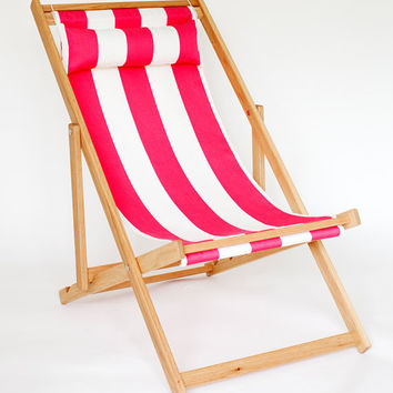 Malibu Deck Chair outdoor furniture sling chair by gallantandjones