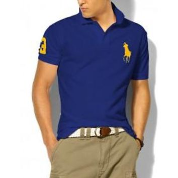 Beauty Ticks Ralph Lauren Chaps Men Pony Polo Mrlpp065