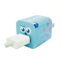 Disney Iphone Charger USB Skin Sticker Wrap -Sticker Only Not Include Charger (Sulley)