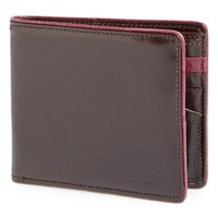 Men's Ted Baker London 'Rhombs' Wallet - Brown