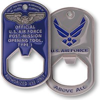 Air Force Bottle Opener