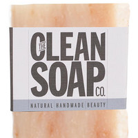THE CLEAN SOAP CO. WHITE TEA AND GINGER BAR