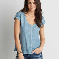 AEO Voop Swing T-Shirt , Night Shade