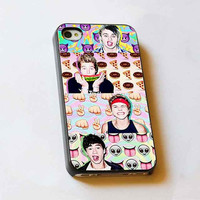 Emo 5SOS made to order iPod Touch 5 iPhone 4/4s/5/5s/5c Samsung Galaxy S3/S4/S5 design for Hard Plastic or Rubber