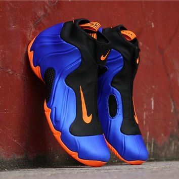 "Nike Air Flightposite Solo Slide ""Knicks"" - Best Deal Online"