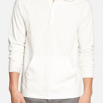 Men's The Rail Henley Hoodie,