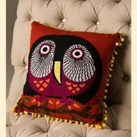 Watchful Eyes Pillow                    - Francesca's Collections
