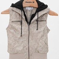 Ashley Hooded Vest