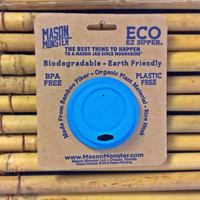Eco EZ Sipper™ - Teal Regular Mouth