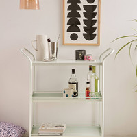 Collette Rolling Cart | Urban Outfitters