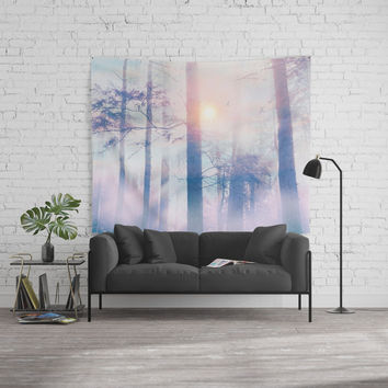 Pastel vibes 14 Wall Tapestry by vivianagonzalez