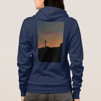 COLORFUL SUNSET HOODIE