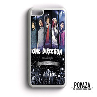 one direction 1D live tour iPhone 5C Case Cover