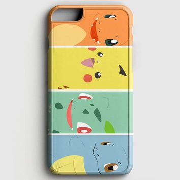 Pokemon Avengers iPhone 7 Case