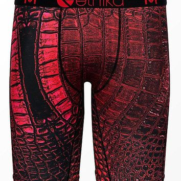 Ethika - Young Money Reptile - Black / Red