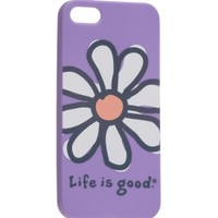 Life is good Daisy iPhone 5 Case