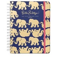 Large Agenda - Tusk In Sun - Lilly Pulitzer