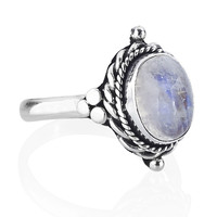 Little Luna Moonstone Ring – Shop Dixi