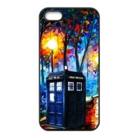 Cyber Monday Store Customize Doctor Who Cellphone Carrying Case for iphone 5 5S JN5S-2295