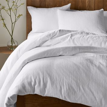 Monterey Alpine White Bedding