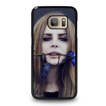 lana del rey samsung galaxy s7 case cover  number 1