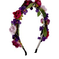 Limited Edition Roses Hairband