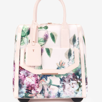 Pure peony travel bag - Dusky Pink | Bags | Ted Baker UK