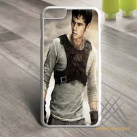 dylan obrien in the maze runner case for iPhone, iPod and iPad