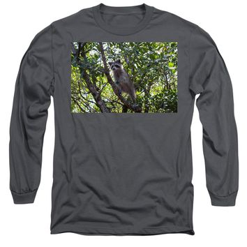 Raccoon - Long Sleeve T-Shirt