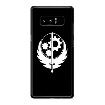 Fallout Brotherhood Of Steel Samsung Galaxy Note 8 Case