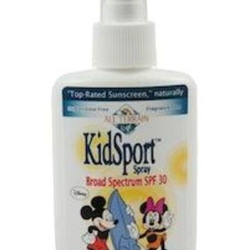 Tom's of Maine Mickey-Minnie Mouse KidSport SPF30 Spray 3 Oz.