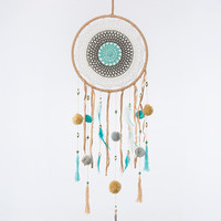 Crochet Dreamcatcher | Lighting & Decor