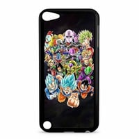 Dragon Ball Super All Characters iPod Touch 5 Case