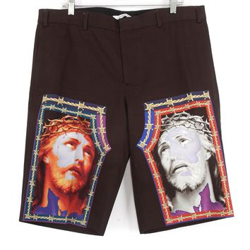 Givenchy Jesus Shorts