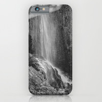 Loja`s waterfall Hell. iPhone & iPod Case by Guido Montañés