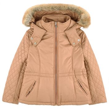 Chloe Padded Short Cut Jacket (Mini-Me)