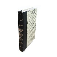 Moon Phases Decorative Book